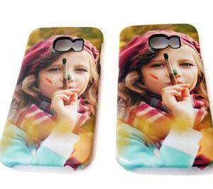 Telefoonhoesje met foto 9x16.20 cm