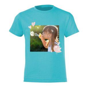 Foto op kleding