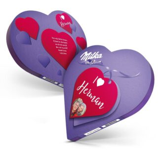 Foto op chocolade.