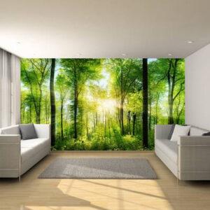 Foto op behang