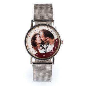 Horloge voor vrouwen bedrukken en maken  2