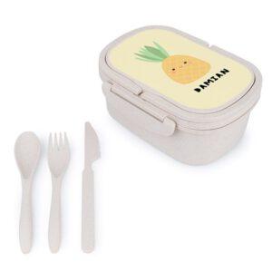 Foto op lunchbox